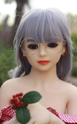 115cm Flat Chest Sex Doll – Caroline