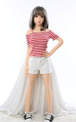 125cm Cheap Love Dolls – Tiara