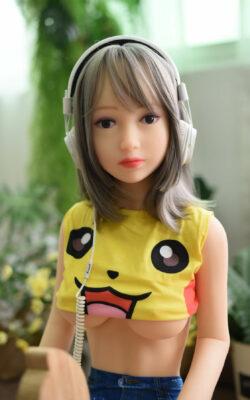 125cm Young Cute Sex Doll – Viola