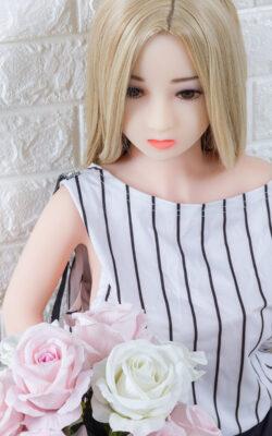 125cm Preteen Sex Doll – Xena