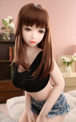 Skinny Teenage Sex Doll – Kiki