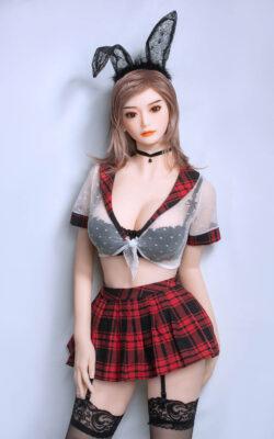 168cm Bunny Anime Girl Sex Doll – Hina