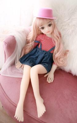 65cm Flat Sex Doll – Mary