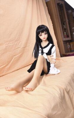 75cm Miniature Sex Doll – Agnes