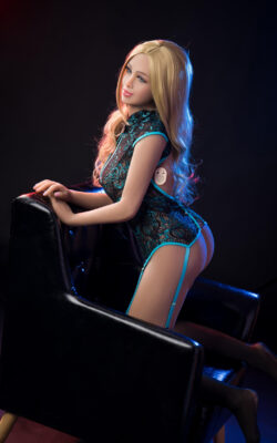 158cm Realistic Sex Robot – Oreo