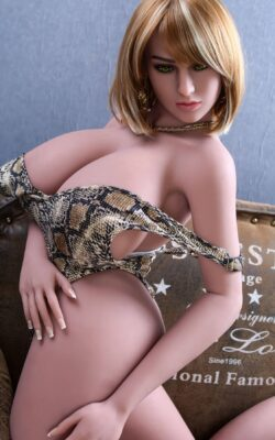 Huge Boob BBW Love Doll - Viki