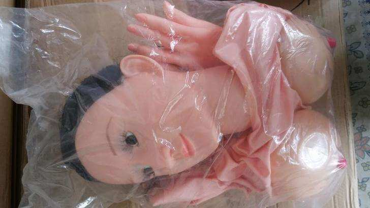 Inflatable Blow Up Doll