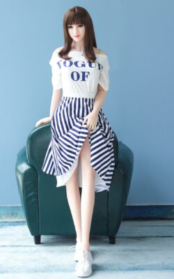 158cm Teen Real Doll - Everly