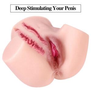 Mini Ass Sex Doll Torso - Aiko