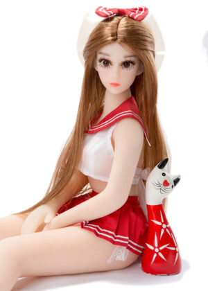Миниатюрная секс-кукла tzh 68 5