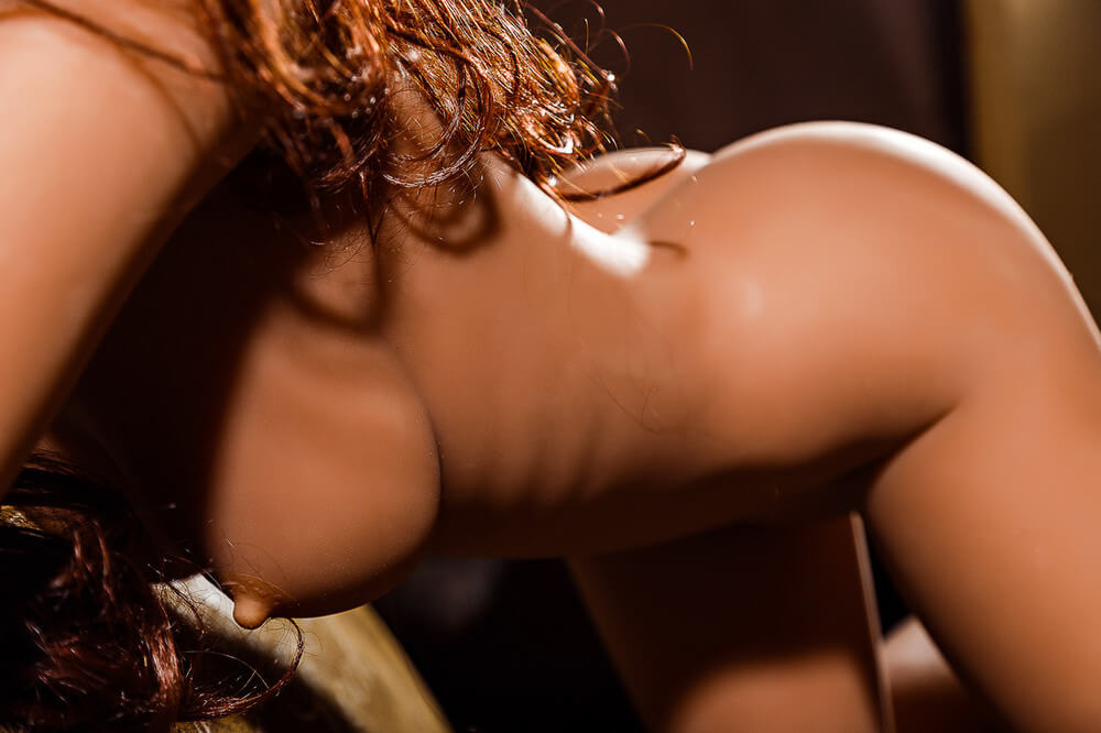 Slim Teen Light Tan Sex Doll a6 aini 2