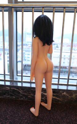 100cm Flat Chest Sex Doll – Akari