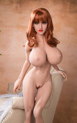 158cm Blonde European Sex Doll – Brooke