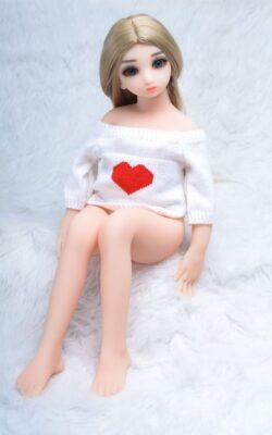 65cm Mini Flat Chest Sex Doll – Miyu