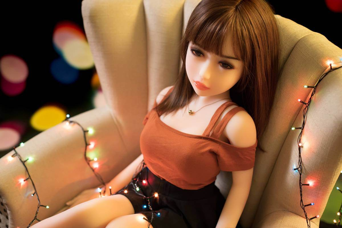 flat chested sex doll 66 1
