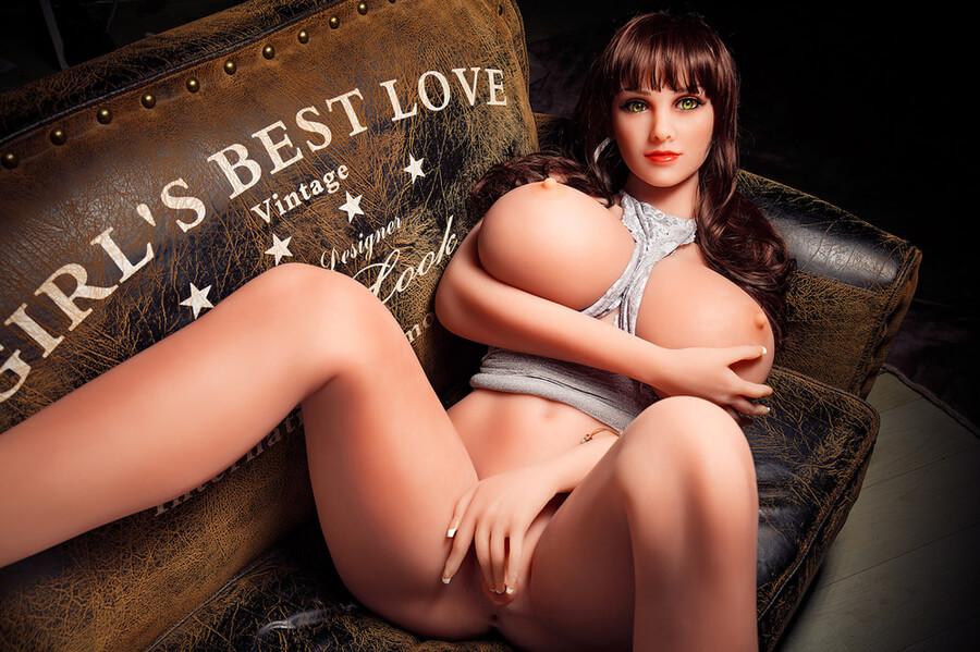 huge boob sex doll 513