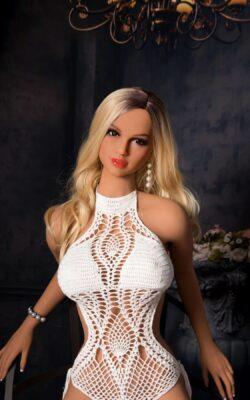 Skinny Blonde Full Body Sex Doll – Milly