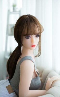 140cm Japanese Real Doll – Callie