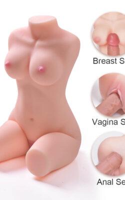 TPE Torso Doll for Sex - Veronica
